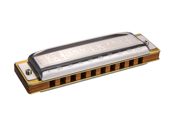HOHNER MS Blues Harp