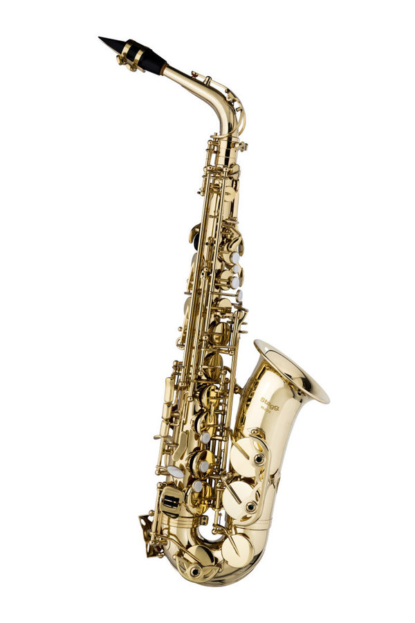 STAGG Altsaxofon WS-AS215 inkl. Koffer